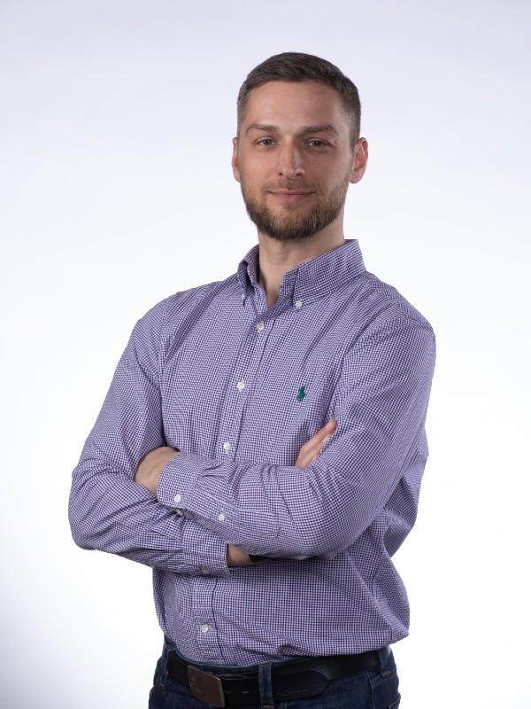 Obrazek Dr n. med. Maciej Tabiszewski