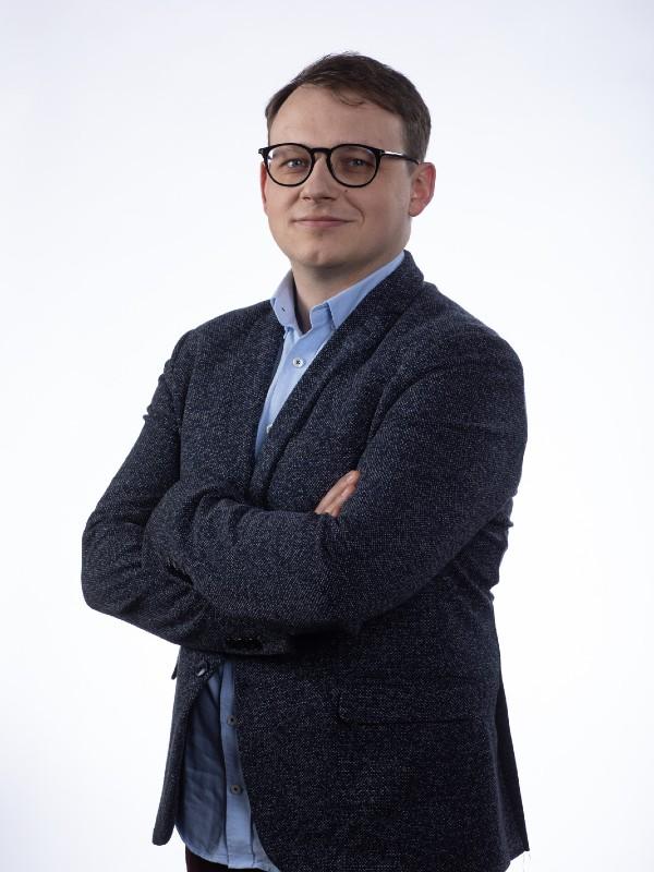 Obrazek Lek. med. Marcin Para